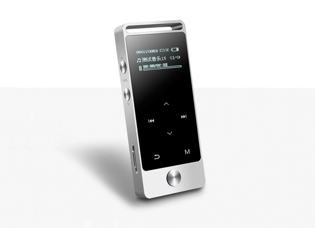 BJ-M20 touch screen MP3 player
