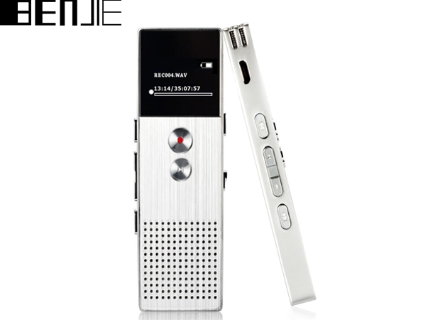 BJ-M23 Digital Voice Recorder with noise reduction function