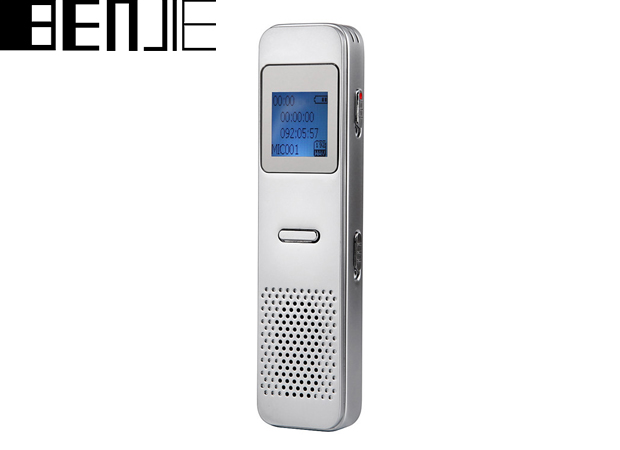 BJ-S6 VOR Digital Voice Recorder