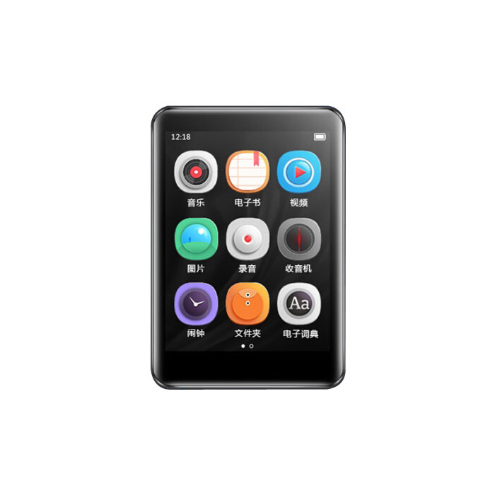 A36 Touch screen MP3 music player